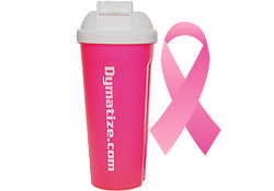 Shaker Cup (Dymatize) Pink