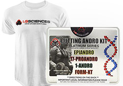 Cutting Andro Kit (with Shirt)