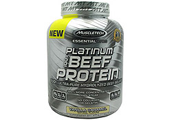 100% Platinum Beef Protein (4.2 Pounds)