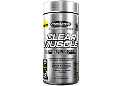 Clear Muscle (84 Capsules)