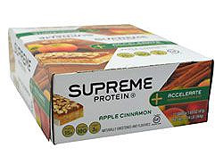Accelerate Morning Protein Bar