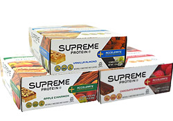 Accelerate Morning Protein Bar Buy 2 Get 1